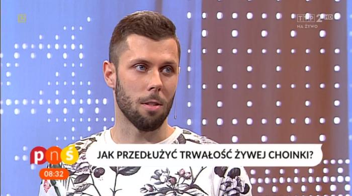 """TVP 2 z codziennym programem ogrodniczym """"Ogrodowi"""""""