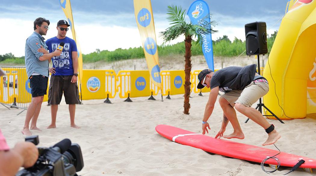 Projekt plaża Olivier Janiak