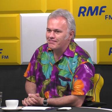 Podróże Roberta Mazurka oraz kryminalne wieczory. Lato w RMF FM