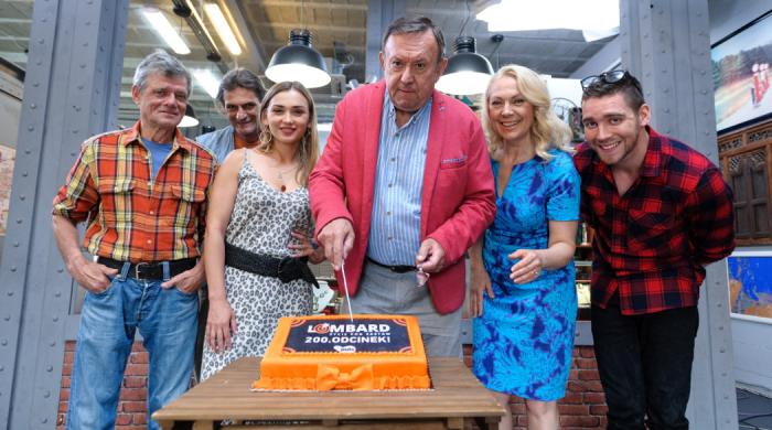 """Piąty sezon serialu """"Lombard. Życie pod zastaw"""" od września w TV Puls"""