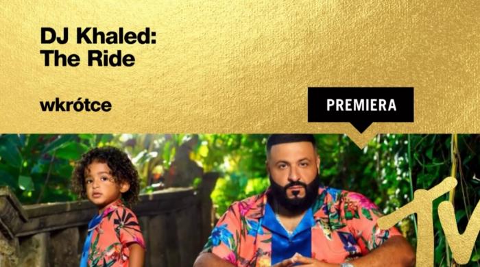 MTV Polska pokaże premierowy program z udziałem DJ'a Khaleda