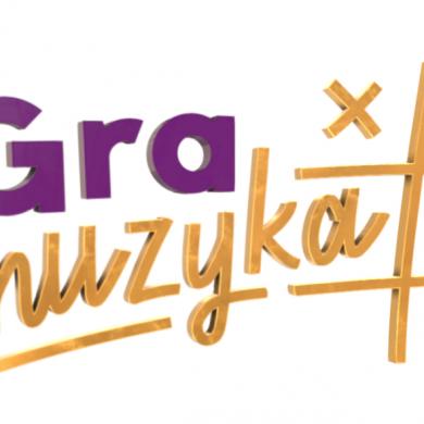 Logo Gra muzyka