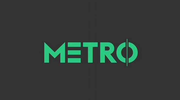 Telewizja Metro Logo