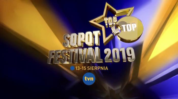 Top of the Top Sopot Festival 2019 od 13 sierpnia w telewizji TVN