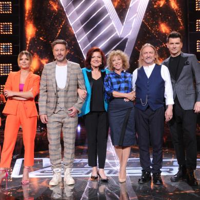 """Ruszyły nagrania pierwszej edycji """"The Voice Senior"""". Emisja w grudniu"""