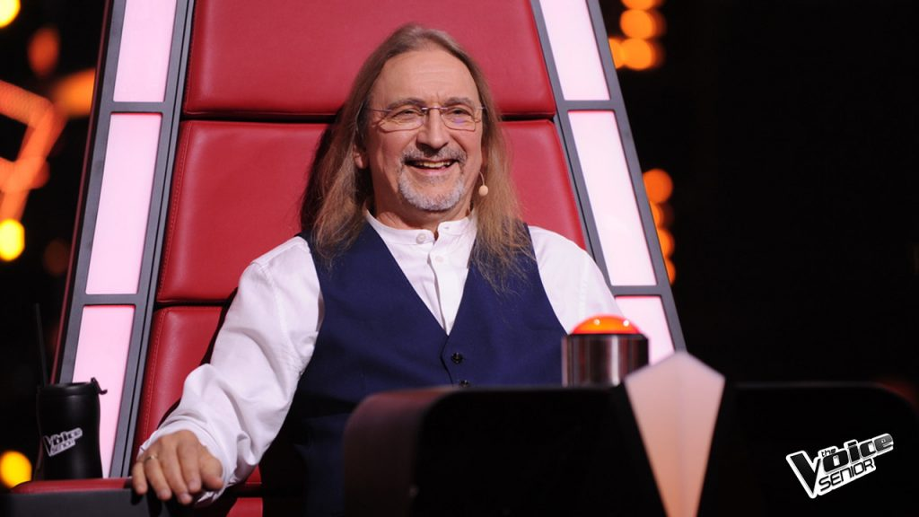 Marek Piekarczyk The Voice Senior