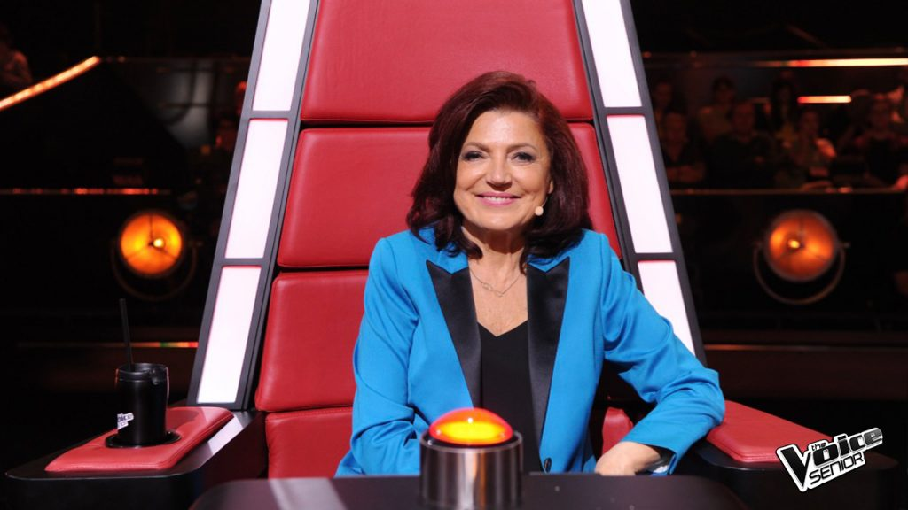 Urszula Dudziak The Voice Senior