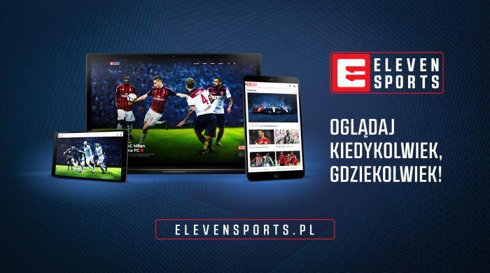Nowa szata graficzna serwisu ElevenSports.pl