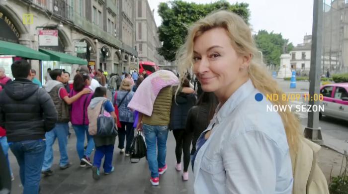 """11. sezon programu """"Kobieta na krańcu świata"""" jesienią w TVN"""