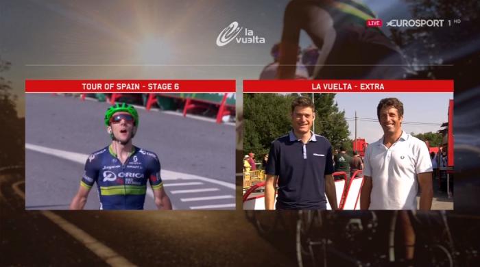 Rusza wyścig kolarski Vuelta a Espana. Transmisje w Eurosporcie