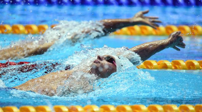 Eurosport z prawami do International Swimming League