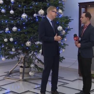 Adrian Gąbka reporterem politycznym portalu tvp.info