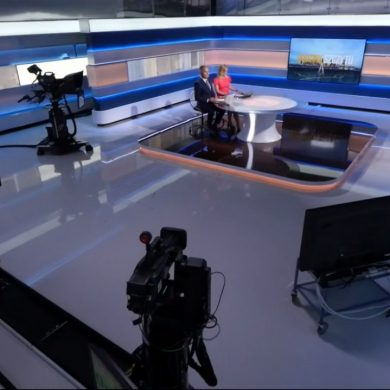 Polsat News odświeży swoją scenografię
