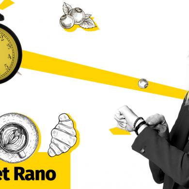 Odeta Moro nową prowadzącą Onet Rano