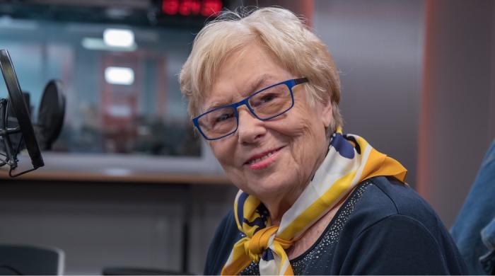 Adrianna Godlewska wystąpi w Radiowej Jedynce