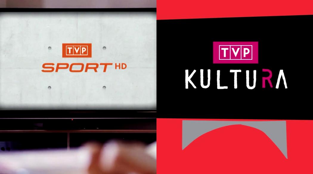 TVP Kultura HD i TVP Sport HD