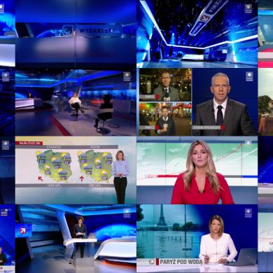 """15 lat serwisu informacyjnego Telewizji Polsat – """"Wydarzenia"""""""