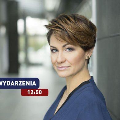 """Polsat News z nowym wydaniem """"Wydarzeń"""" o 12:50. Kaliniak gospodynią audycji"""