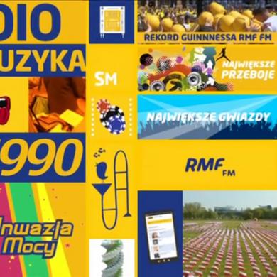30 lat RMF FM