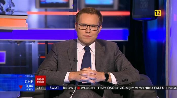 Grzegorz Łaguna dołączył do ekipy Polsat News