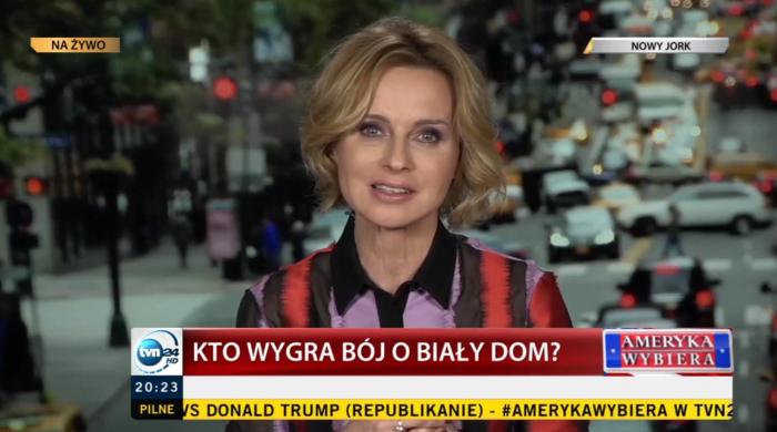 """Jolanta Pieńkowska wraca do TVN24 BiS. Więcej """"Faktów o świecie"""""""