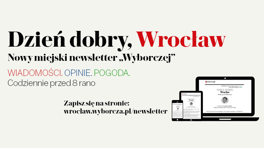 Wyborcza.pl z nowym newsletterem lokalnym