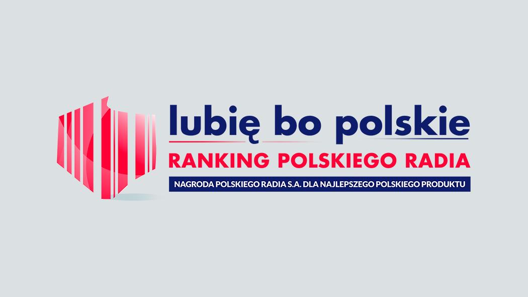 """Gala rozdania nagród gospodarczych """"Lubię, bo polskie"""" w Polskie Radio 24"""