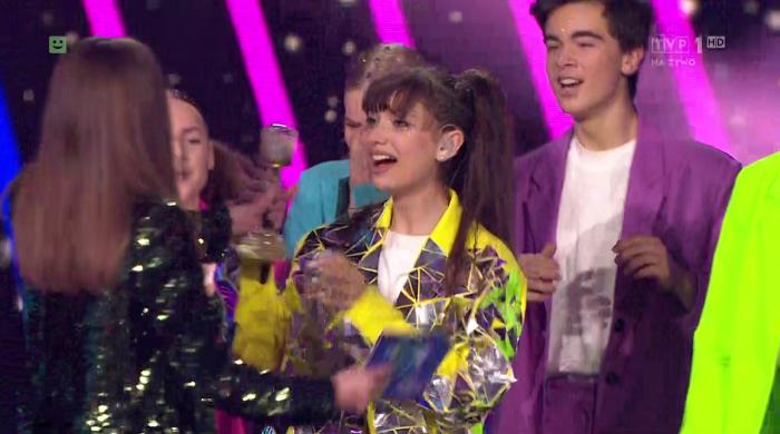 Viki Gabor wygrała Junior Eurowizję 2019!