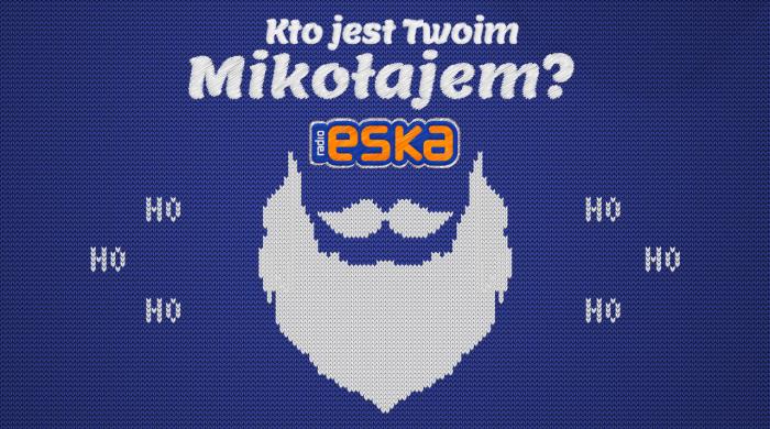 """Zabawa """"Kto jest Twoim Mikołajem?"""" ponownie w Radiu Eska"""