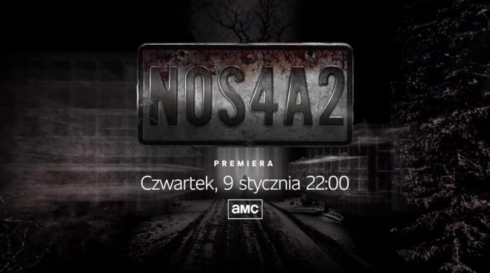"""Serial """"NOS4A2"""" od stycznia na AMC"""