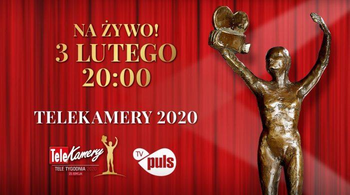 """Gala wręczenia """"Telekamer"""" Tele Tygodnia ponownie w telewizji. Transmisja w TV Puls"""