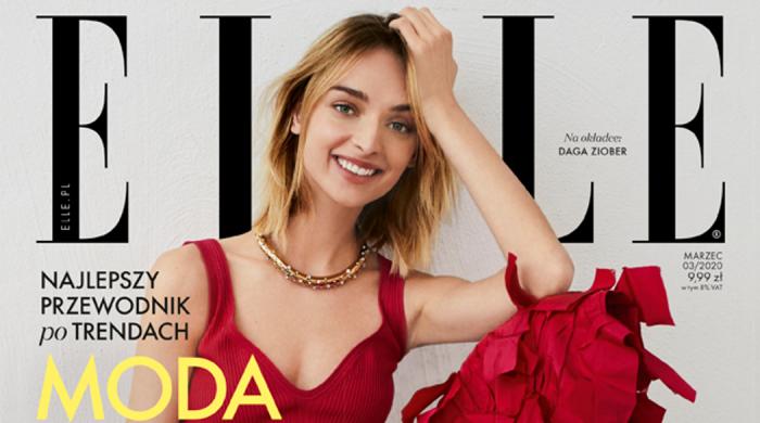 Magazyn Elle wydrukowany na ekologicznym papierze od lutego w sprzedaży