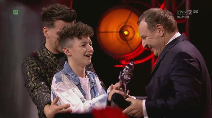 """Marcin Maciejczak wygrał trzecią edycję """"The Voice Kids"""""""