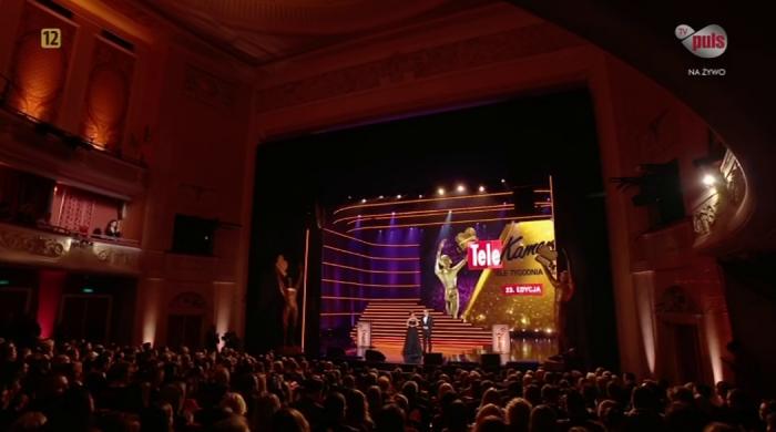"""""""Telekamery"""" Tele Tygodnia 2020 – znamy zwycięzców gali"""
