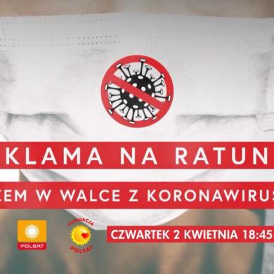 """""""Reklama na Ratunek"""" – specjalny blok w Polsacie"""