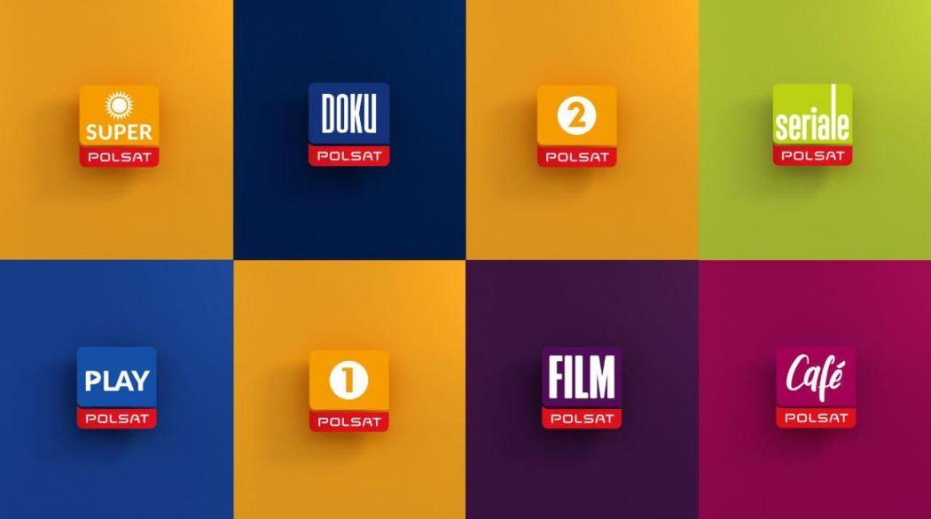 Nowa identyfikacja kanałów Telewizji Polsat