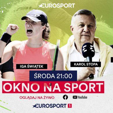 """""""Okno na sport"""" na żywo również w Eurosporcie 1"""