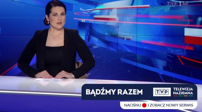 TVP uruchomiła nowy serwis telewizji hybrydowej