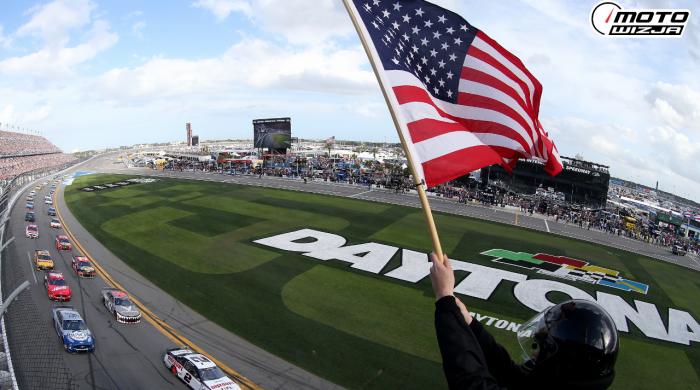 Powraca seria wyścigowa NASCAR. Transmisje w Motowizji