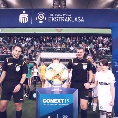 Piłkarska Ekstraklasa w Canal+ i Telewizji Polskiej do końca sezonu 2022/23