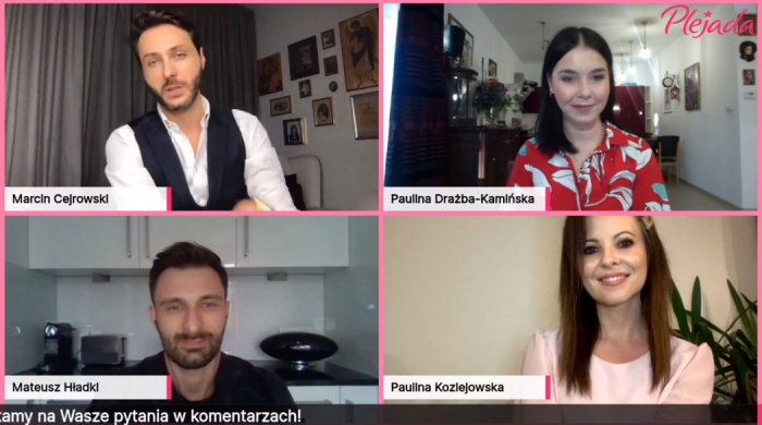Marcin Cejrowski z nowym programem w serwisie Plejada.pl