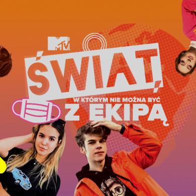 MTV Polska pokaże dokument o życiu młodzieży w czasie pandemii