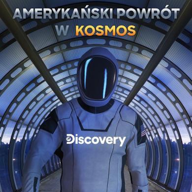 Discovery Channel pokaże dokument o misji kosmicznej SpaceX i NASA