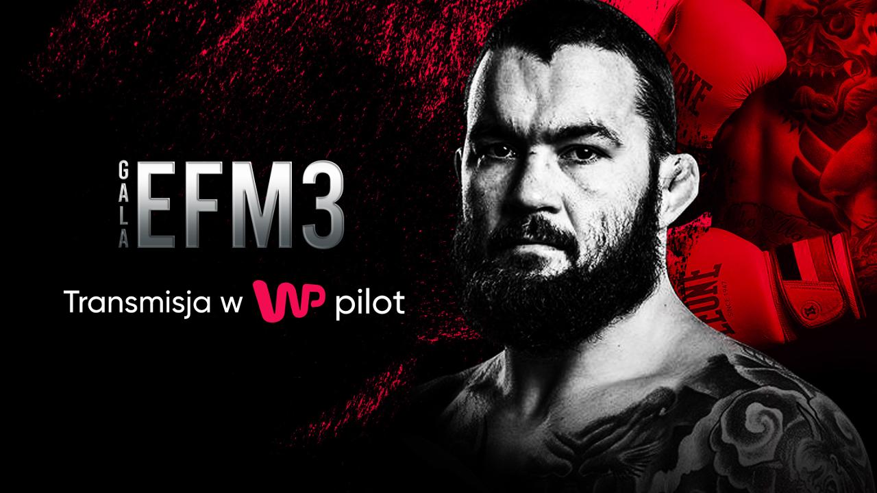"Gala MMA ""European Fight Masters"" w PPV w WP Pilot"