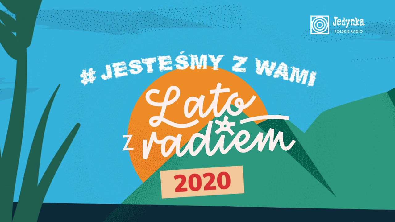 """""""Lato z radiem"""" od 20 czerwca w radiowej Jedynce"""