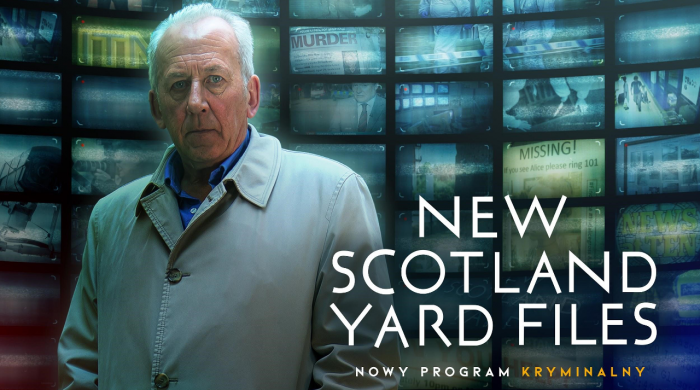 "Program kryminalny ""New Scotland Yard Files"" od czerwca w CBS Reality"