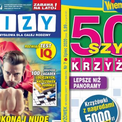 Wydawnictwo Bauer z nowymi magazynami rozrywkowymi
