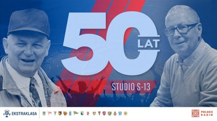 """Relacje ze wszystkich spotkań 30. kolejki Ekstraklasy w """"Studio S-13"""" w radiowej Jedynce"""