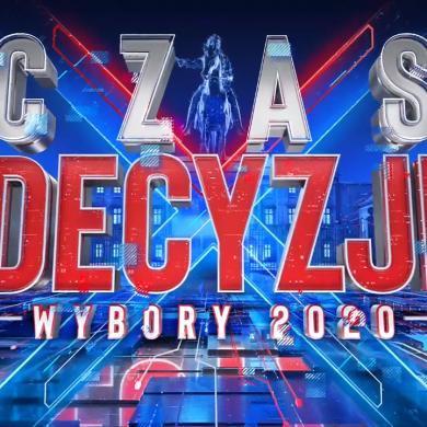 """Wybory prezydenckie: """"Czas decyzji"""" w TVN i TVN 24"""