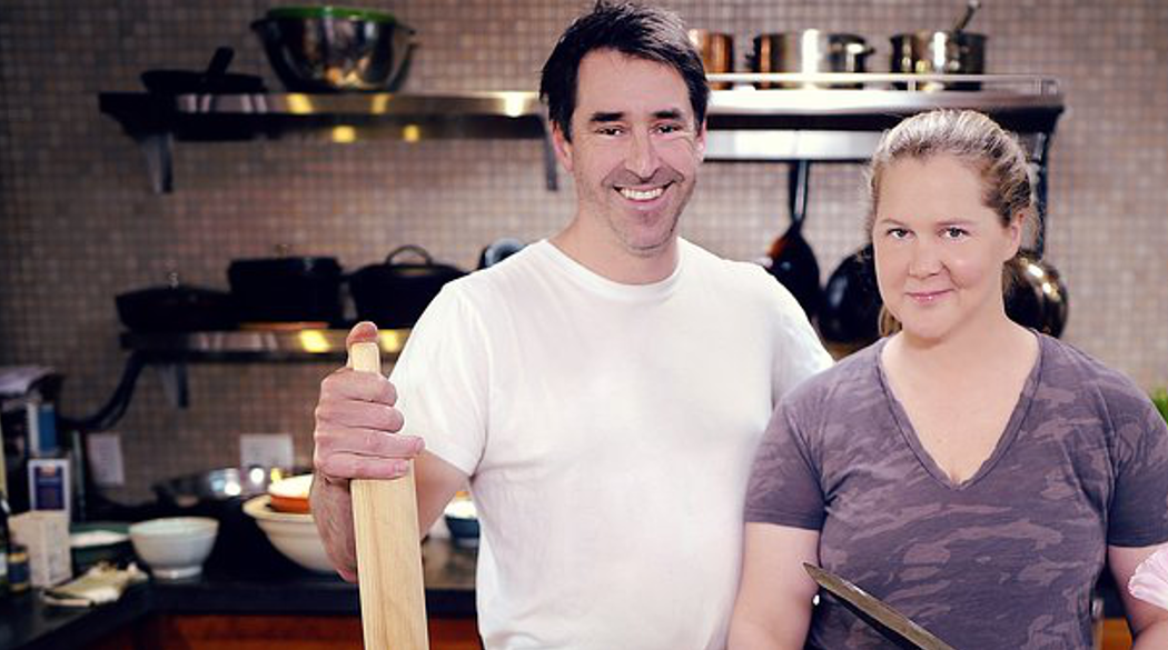 Amy Schumer i Chris Fischer
